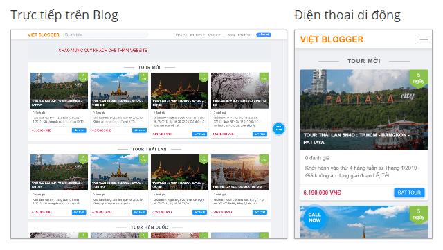 Việt Blogger Travel Tour