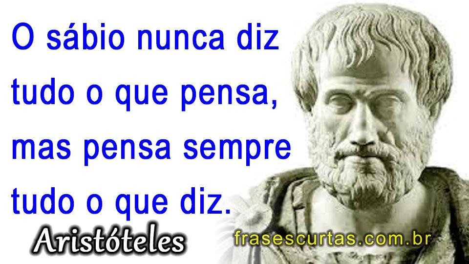Frases De Aristóteles: Frases De Aristóteles