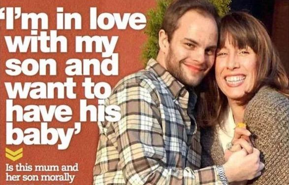 Ibu dan Anak Saling Mencintai dan Rancang Kahwin