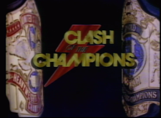 NWA CLASH OF THE CHAMPIONS 1 - 1988
