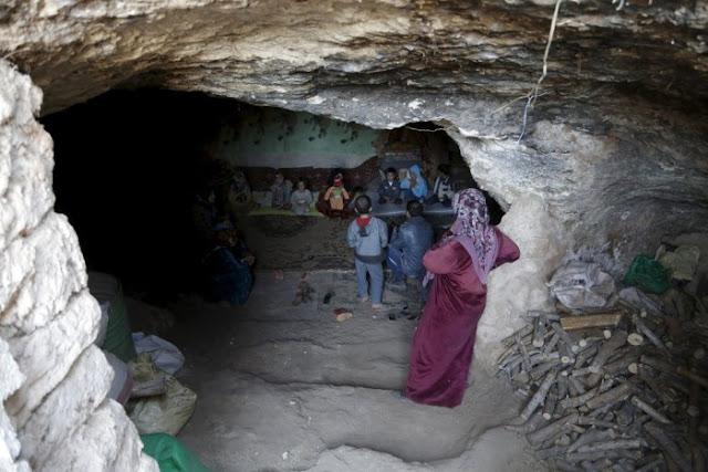 Kehidupan Korban Perang di Suriah - Berita Unik dan Keren