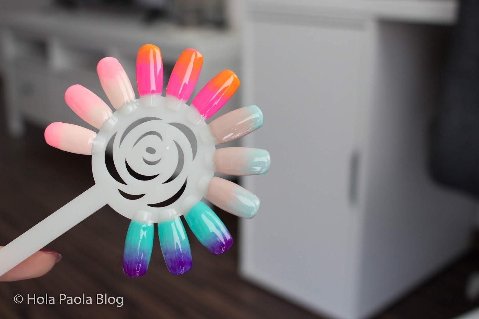 Jak zrobić idealne ombre na paznokciach?
