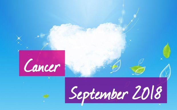 Cancer in September 2018
