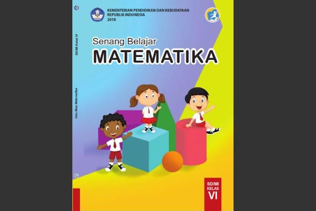 Buku Guru dan Buku Siswa Matematika Kelas 6 Kurikulum 2013