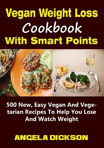 vegan weight loss cookbook with smartpoints