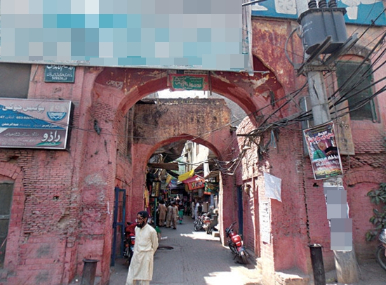 Historical Places In Gujrat Gujrat