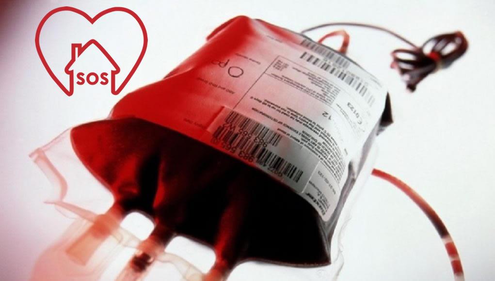 SOS: Έκκληση για προσφορά αίματος για 37χρονο αστυνομικό της Τροχαίας Λάρισας πατέρα 2 παιδιών