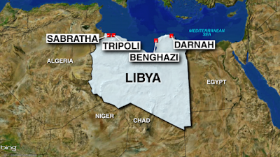 Islamic State Tries To Regroup In Libya