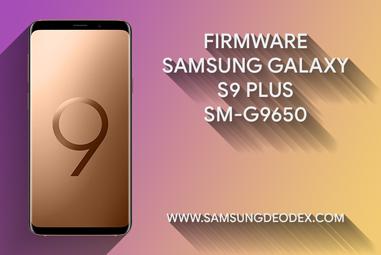 firmware samsung g9650