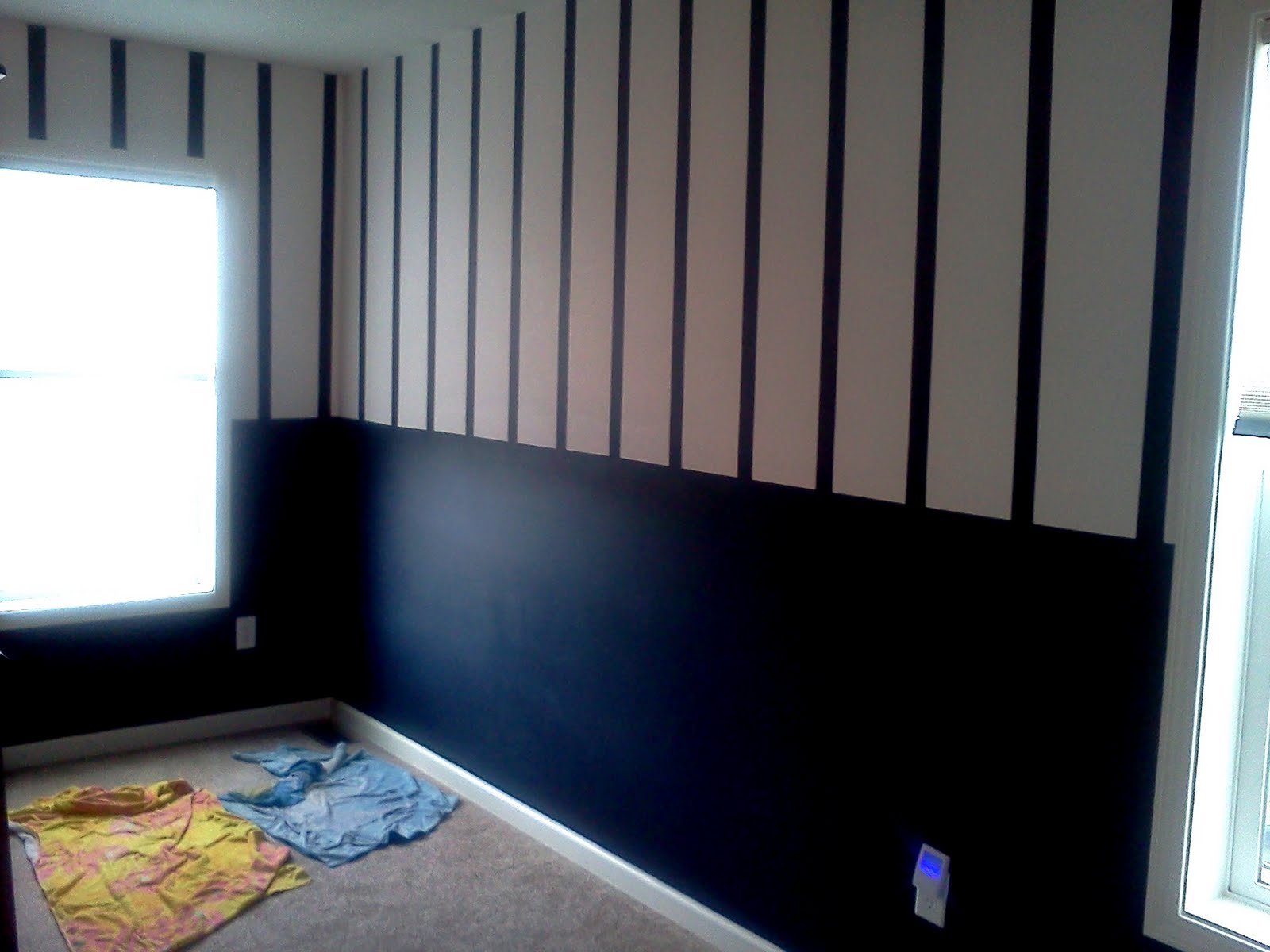 2 Women and a Paintbrush: A Yankee Room