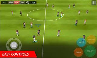 Mobile Soccer League v1.0.20 Mod