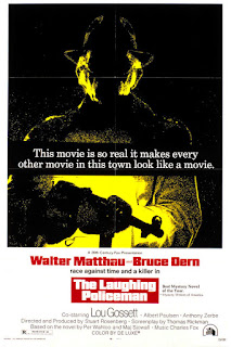 Watch The Laughing Policeman (1973) movie free online