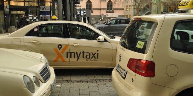 Táxis em Colônia