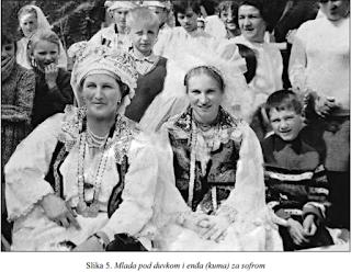 Stari svadbeni običaji Hrvata katolika tuzlanskoga kraja