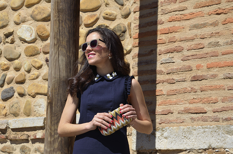 vestido-azul-zara-dress-spring-trends-gallery-influencer-look-ootd-outfit