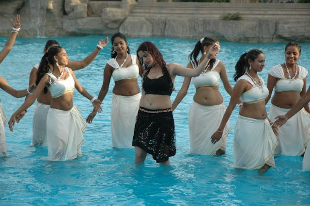Sonia Agarwal in Waterpool