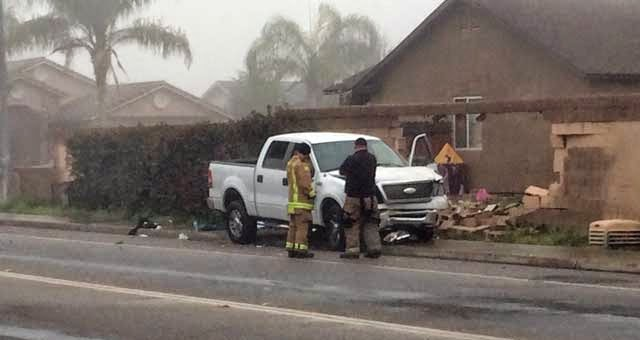 parlier fresno county pedestrian death truck crash 9 year old boy