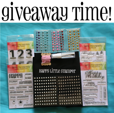 Happy Little Stampers giveaway