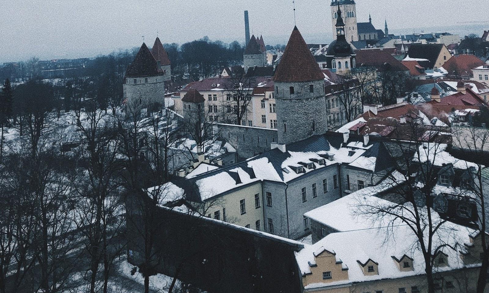 A Travel Guide to Tallinn