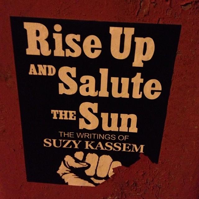 Sun Poetry Suzy Kassem