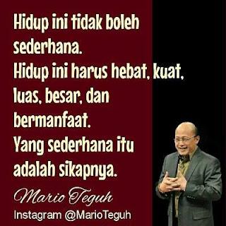 40 DP BBM Kata Bijak Mario Teguh - September 2016