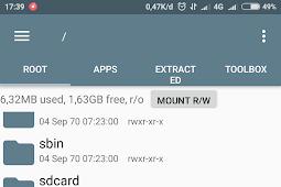 Cara Mengetahui Init.d Support di Semua Android