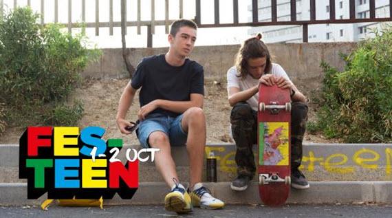 FESTeen, Festival de Cultura Joven en Matadero. 1 y 2 de octubre de 2016