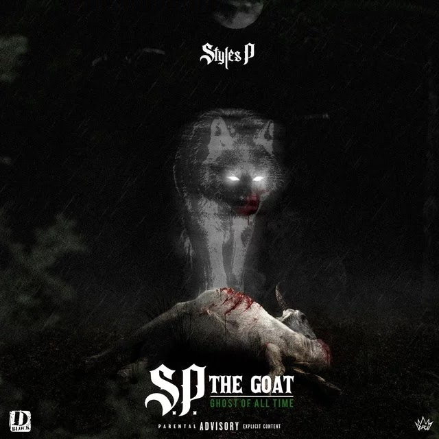 styles p SP The GOAT Ghost of All Time cover