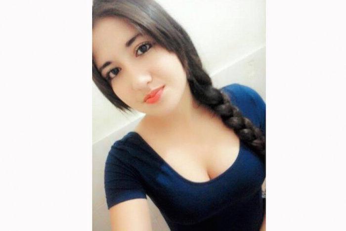 chica 17 anos