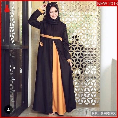 RPJ153D248 Model Dress Saidah Cantik Dress Wanita