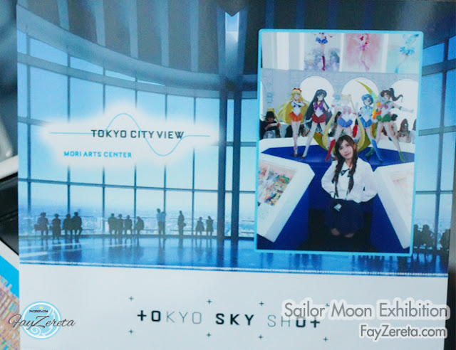 sailor moon exhibition-16