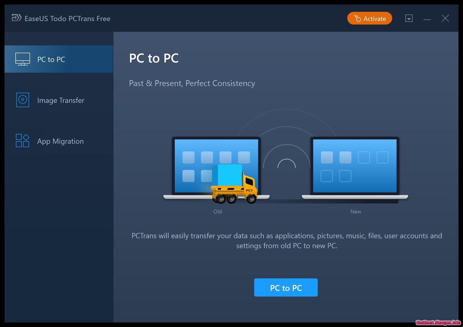 Download EaseUS Todo PCTrans Pro 10.0 Full Crack, tạo bản sao lưu các ứng dụng, EaseUS Todo PCTrans Pro, EaseUS Todo PCTrans Pro free download, EaseUS Todo PCTrans Pro full key