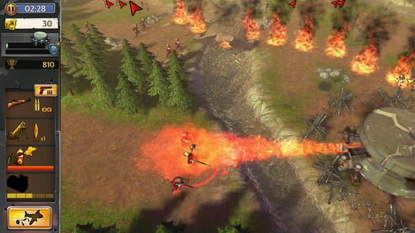 Hills Of Glory 3D Download Game