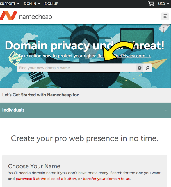 Are you wanting to transfer your blogger domain to a .com?  Learn how to secure a .com site for your blog from Name Cheap and transfer your blogger address over in this  simple tutorial.