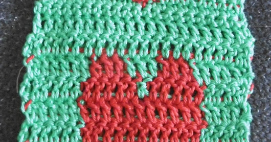 Happy Valentines day: Tapestry Stitch for beginners