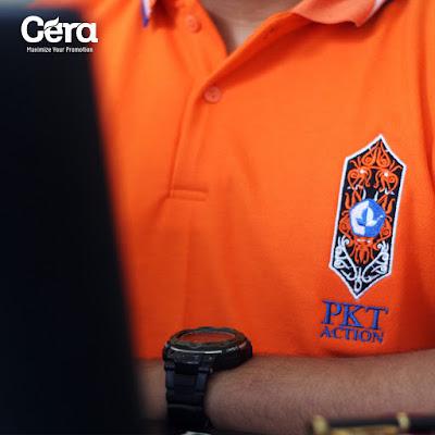 Souvenir Perusahaan Kaos Polo