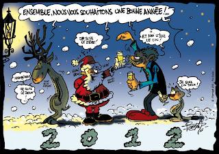 bande dessinee 2012