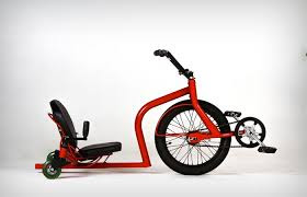 Racing tricycles