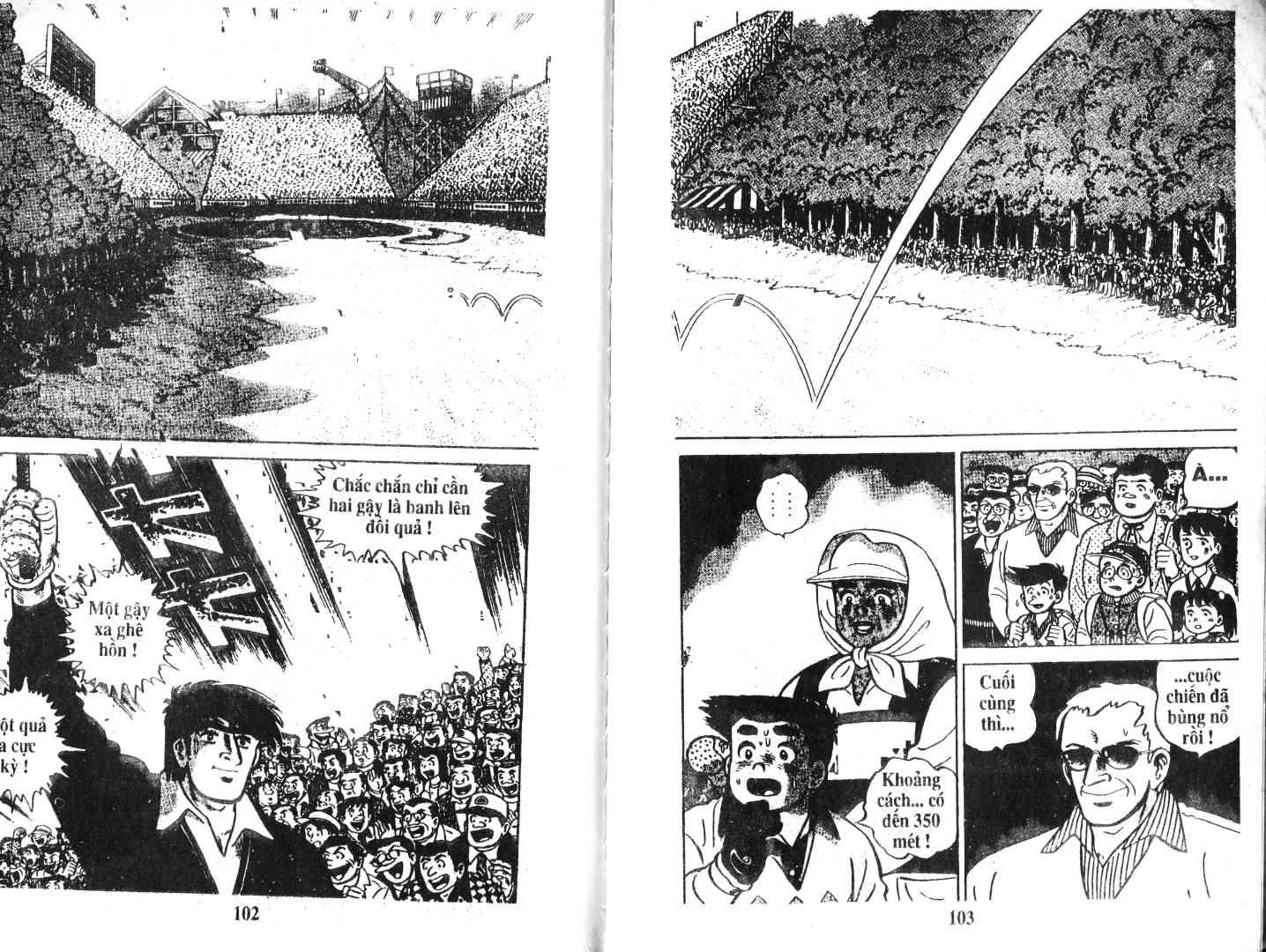 Ashita Tenki ni Naare chapter 48 trang 50