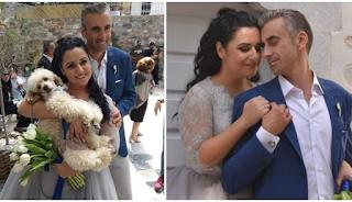 Ζευγάρι παντρεύτηκαν στη Σύρο και έδωσαν τα χρήματα από το γάμο τους στα παιδιά της στέγης ανηλίκων και εφήβων