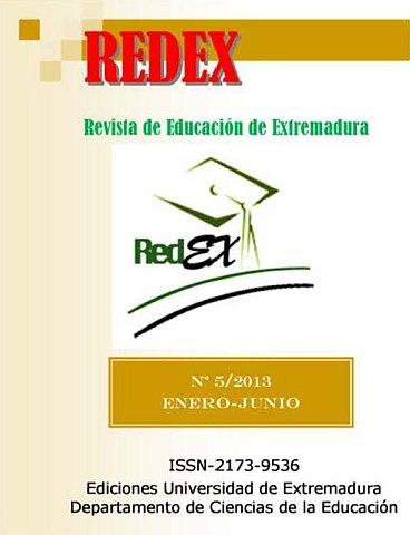 REDEX. REVISTA DE EDUCACIÓN DE EXTREMADURA
