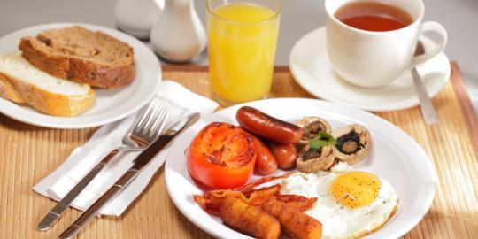 Makan yang Tepat Bisa Meningkatkan Energi