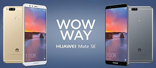 Checkout Huawei Mate SE – the Honor 7X Lookalike with Upgraded Specification
