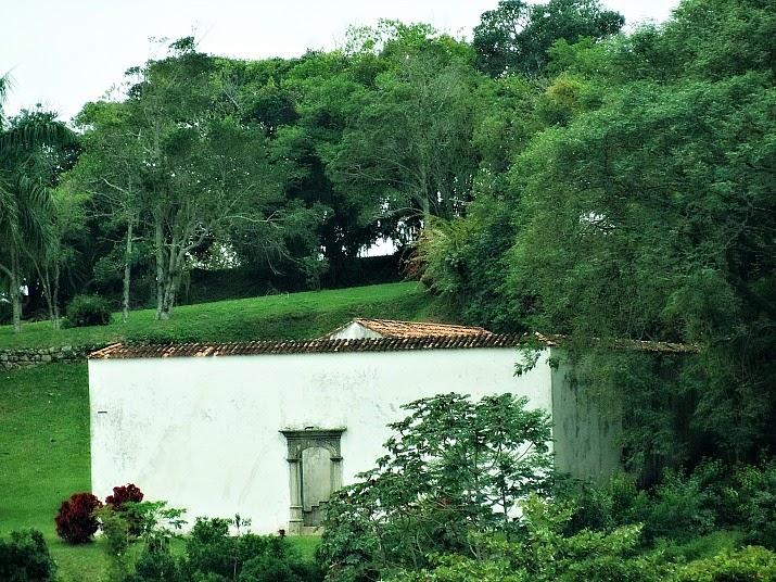 Novo Paiol de Pólvora e Aquário Marinho, Fortaleza de Santa Cruz de Anhatomirim, em Governador Celso Ramos