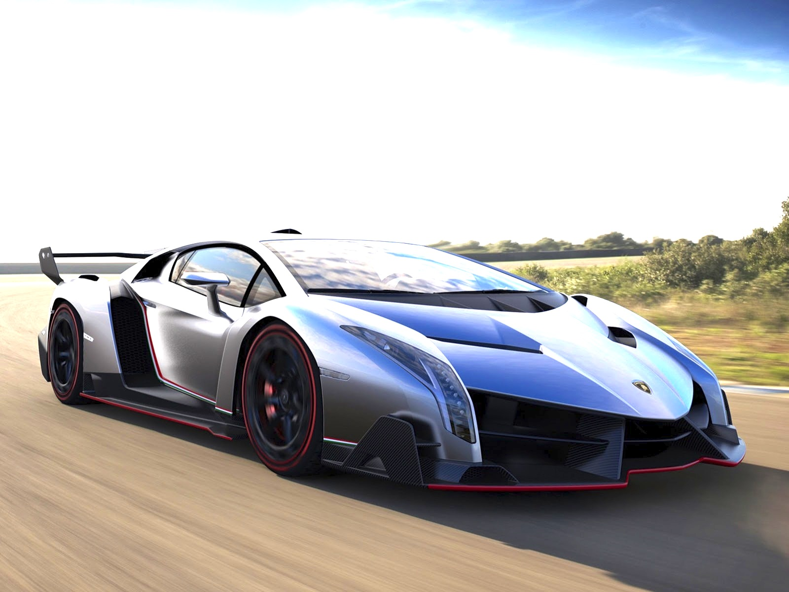Lamborghini Veneno Besitzer
