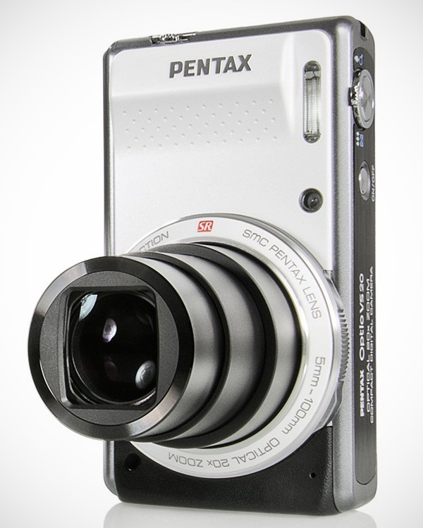 Pentax Optio VS20 Pocket Camera