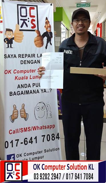 [SOLVED] MASALAH BATERI ACER ASPIRE 4738G   REPAIR LAPTOP AMPANG 3