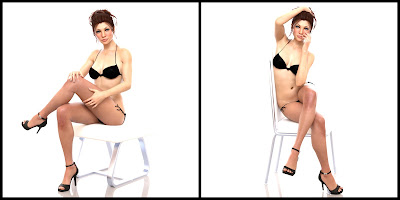 Stylish Poses for Genesis 3 Female