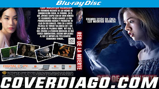 Net I Die Bluray - Red de la muerte