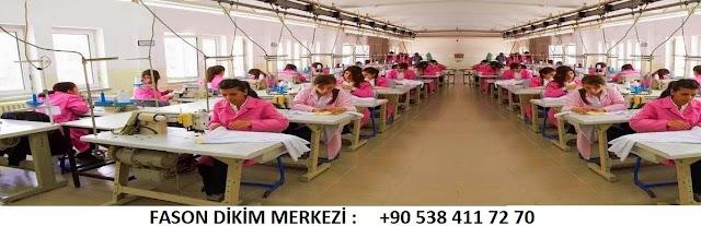 tekstil konfeksiyon şefi bantustası aranıyor
